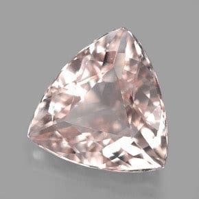 Light Pink Morganite 6 62ct 5 carat light pink morganite gem from afghanistan