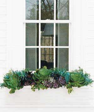 Low Maintenance Windows Decor 3 Easy Ideas For Flower Boxes Real Simple