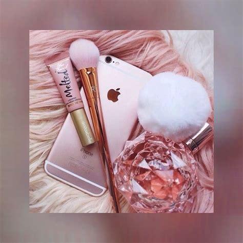 wallpaper girl things make up iphone ari by ariana grande parfum wallpaper