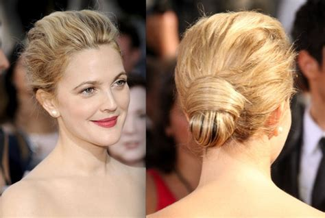 sexy low bun updo hairstyles gorgeous and charming celebrity bun hairstyles ohh my my