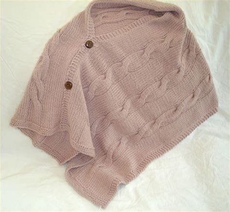 knitting a poncho for beginners knitted poncho patterns for beginners search