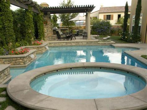 Runder Pool Im Garten 2414 by Whirlpool Im Garten 100 Fantastische Modelle Archzine Net