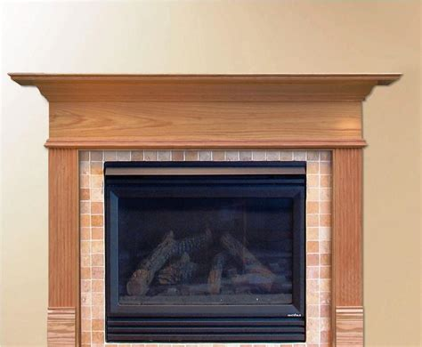Wood Fireplace Kit by Diy Fireplace Mantel Kits Ideas