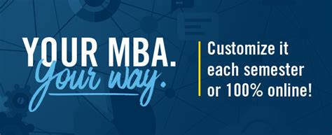 A M Graduate School Mba by Marymount Business Administration M B A
