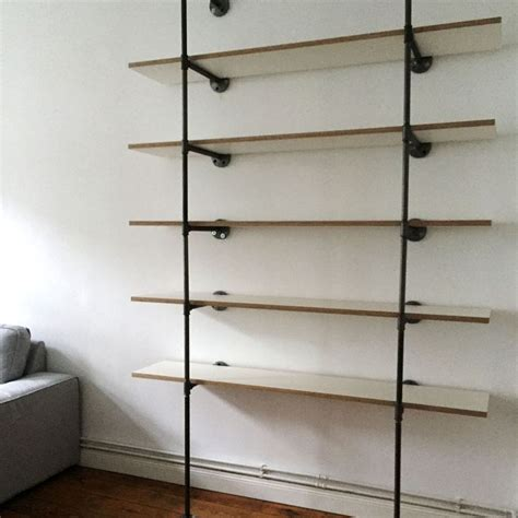 cd aufbewahrung wand 19 best steel pipe shelves 183 stahlrohr regale images on