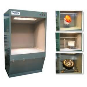 Podiatry Cabinet Spray Booth Paint Spray Booth Vodex