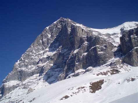 ukc news climbing tv the eiger wall of andy k