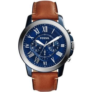 Fossil 107 Blue fossil watches free delivery shade station