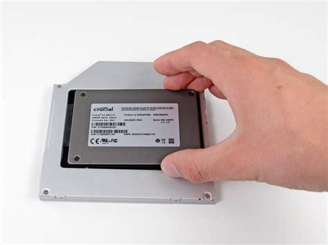 Hardisk Macbook Pro installing macbook pro 15 quot 2 duo models a1226 and a1260 dual drive ifixit