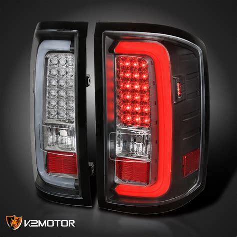 2014 gmc sierra tail lights 2014 2017 gmc sierra 1500 2500 3500 rear brake led light