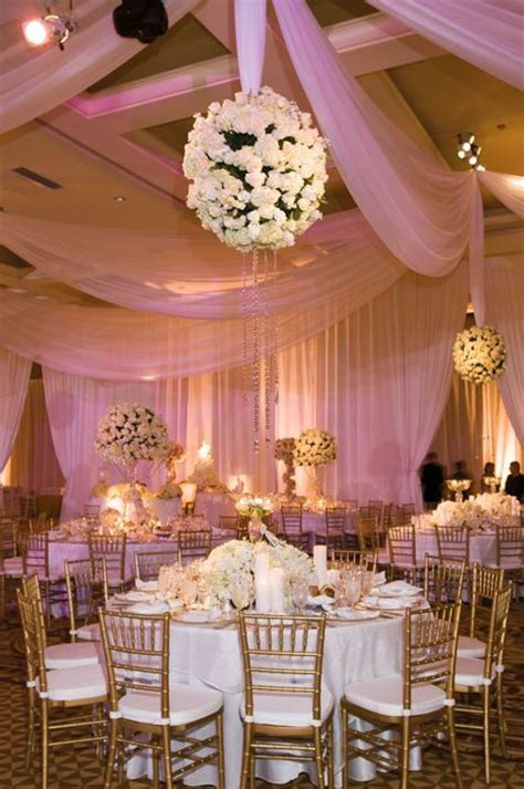 decoration mariage luxe