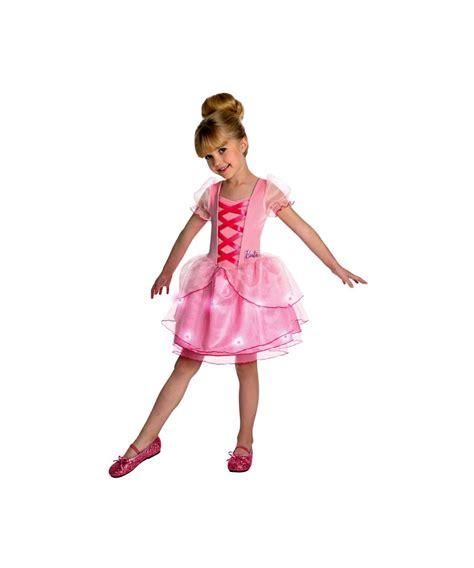 Barbie Light Up Kids Costume Girl Barbie Costumes Light Up Costume