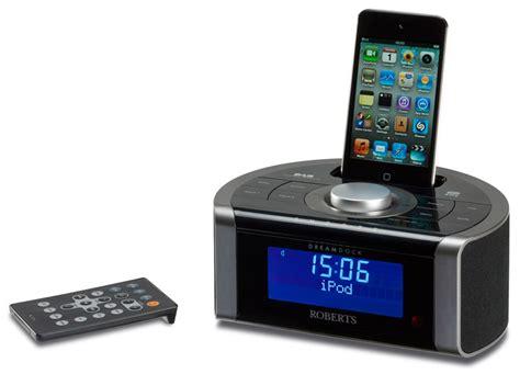 dab dock dreamdock dab fm rds digital stereo clock radio