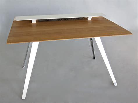 Oak Desk Top by Quartersawn White Oak Gathering Wood