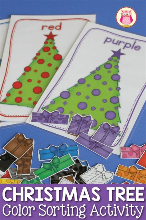 christmas holiday themes preschool 1000 ideas about sorting activities on pinterest