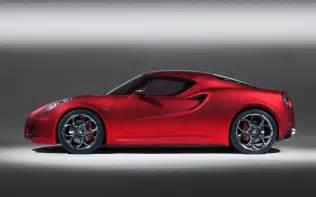 Alfa Romeo 4c Usa 2014 Alfa Romeo 4c Coupe Usa Top Auto Magazine
