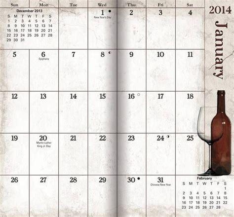 pocket calendar template free printable pocket calendar templates 2014 pocket