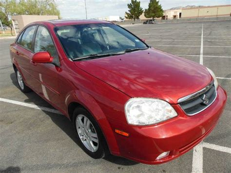 2006 Suzuki Forenza Premium Suzuki Forenza Premium For Sale Used Cars On Buysellsearch