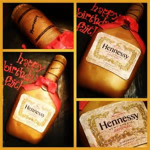 pin related pictures hennessy cognac bottle cake on