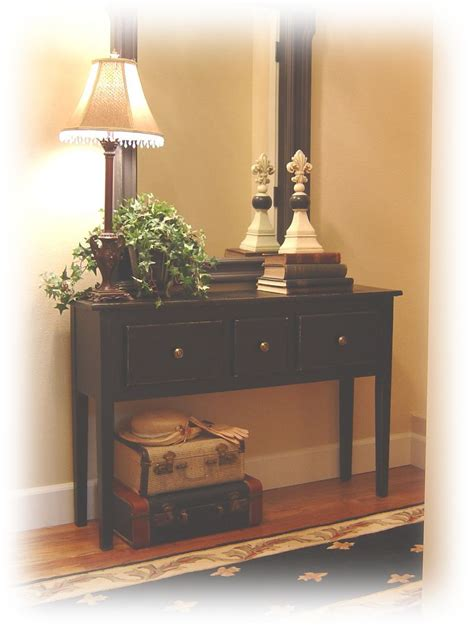 entry table front entryway decor hall table