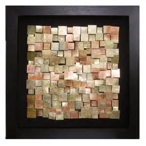Copper Wall Decor by Acid Treated Copper Wall Howard Elliott