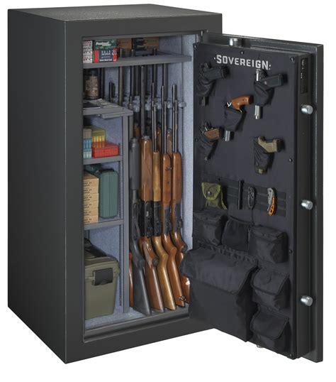 Sovereign 36 Gun Safe ? Dealer Exclusive