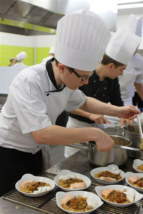 pro en cuisine bac pro cuisine ecole h 244 teli 232 re daniel brottier