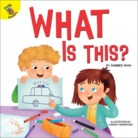What Is This by Leveled Fiction Readers Rourke