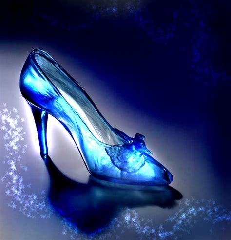 the glass slipper glass slippers