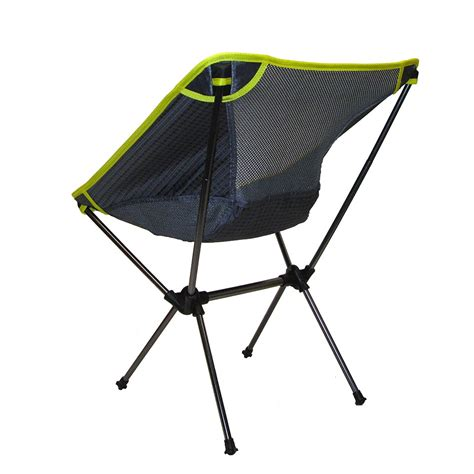 Ultra Light Folding Chair the joey ultralight cing chair by travel chair metal