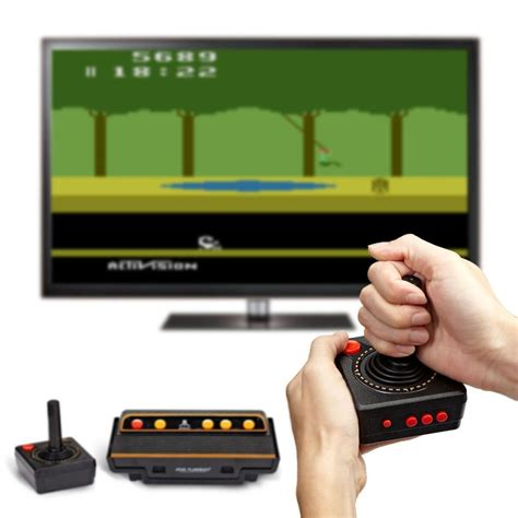 atari classic console how to preorder new atari and sega genesis flashback