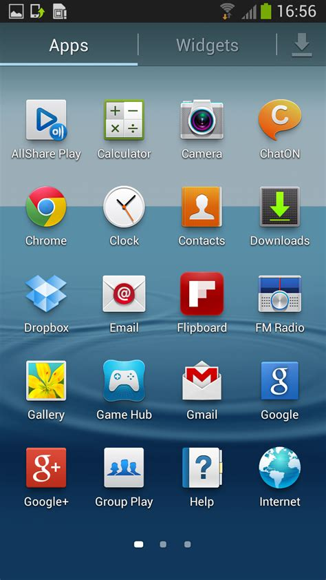 Apps Like This Is What Android 4 2 Might Look Like On The Samsung