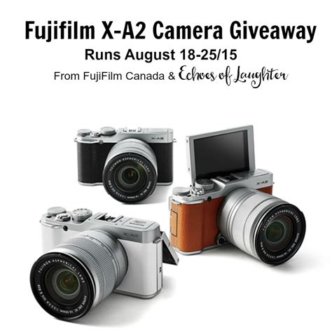 Camera Giveaway - capturing summer vacation memories with the new fujifilm x a2 digital camera fujifilm