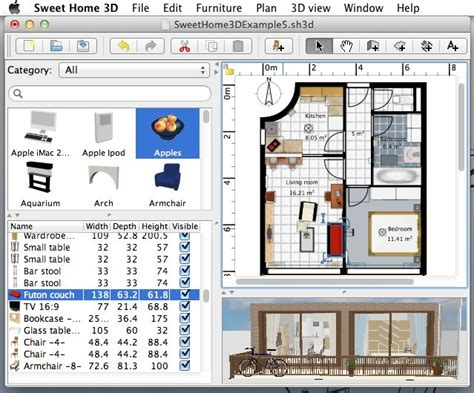 sweet home design 3d software sweet home 3d 3 3 sweet home 3d blog