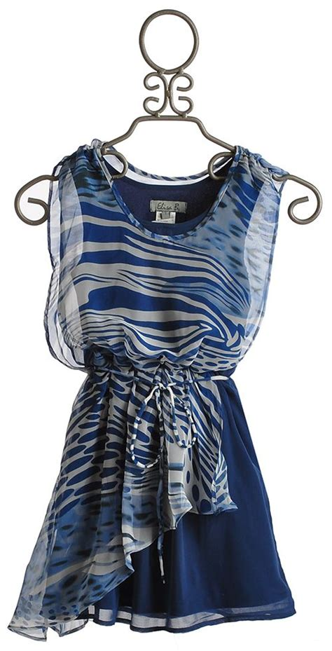 Dress Elisa Blue A 65 best images about tween fashion ideas on