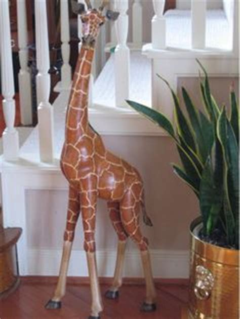 giraffe decorations for the home 1000 images about wood art on pinterest wooden animals