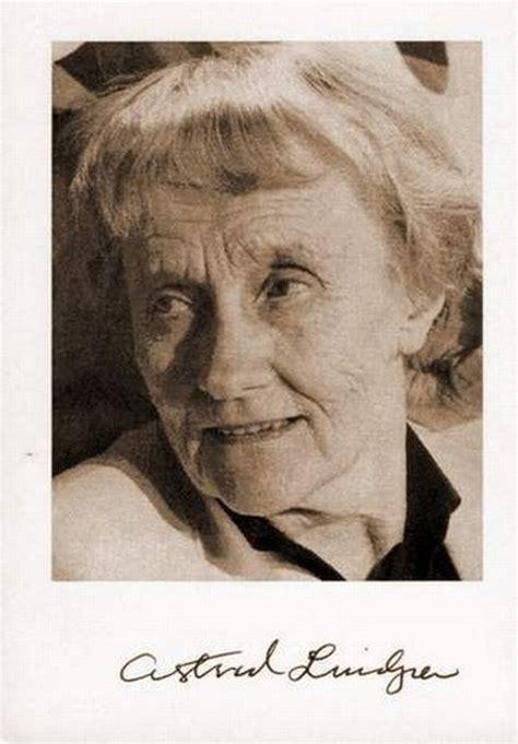 Koleksi Astrid Lindgren autographs 75 pics