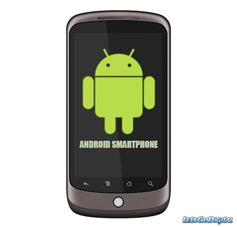on android phone android smartphone report letsgodigital