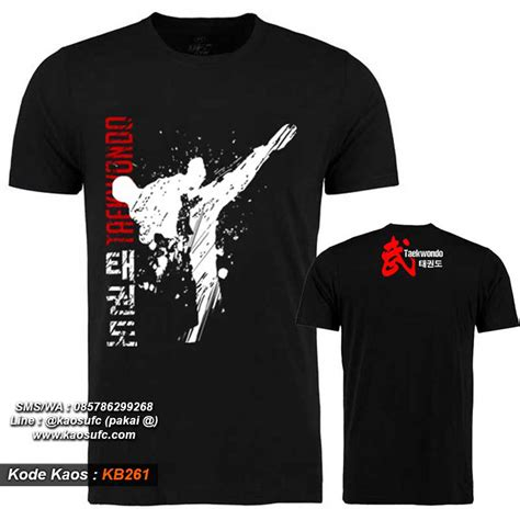 Kaos Aesthetics Fightmerch jual kaos taekwondo hanzo elite fight gear sms wa 085786299268 kaosufc