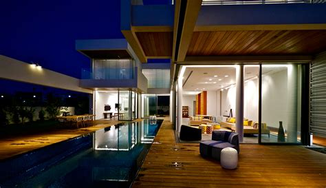 design house kimball lighting modern luxury villas designed by gal marom architects