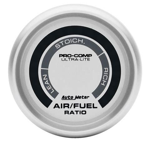 air fuel 2 1 16 quot narrowband air fuel ratio lean rich ultra lite