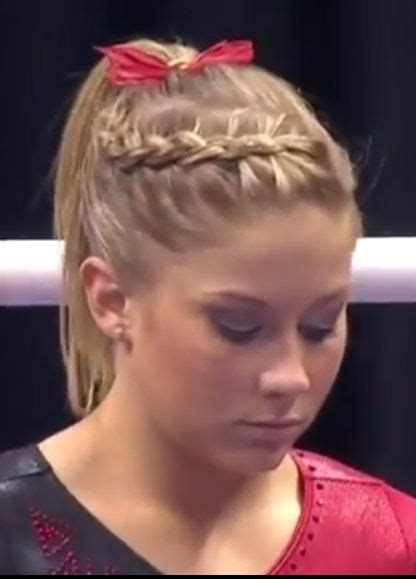 straight puffy cheer ponytail 33 best images about gymnastics hair styles for meets on