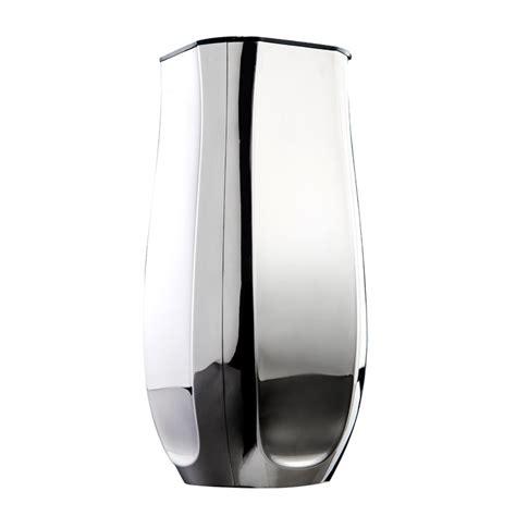 vasi in acciaio vaso portafiori 25cm in acciaio inossidabile a terra