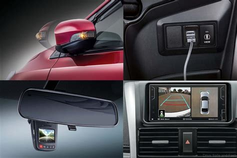 Toyota Vios Accessories Toyota Vios Now Comes With 4 New Features Drive Safe And