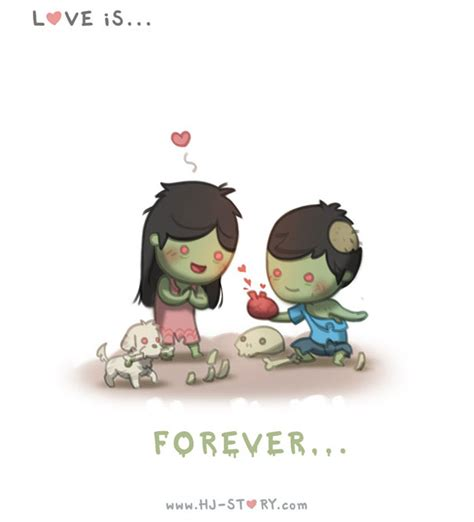 imagenes de amor love forever husband spent 5 years illustrating his love for his wife