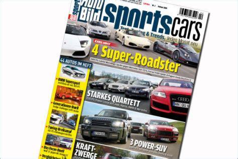 Auto Bild Sportscars Aktuelles Heft by 16 287 Ps In Einem Heft Autobild De