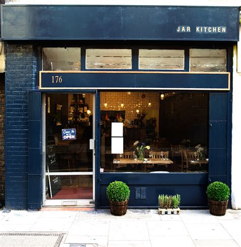 review jar kitchen london on the inside
