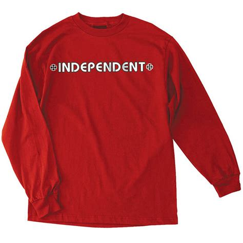 Cross Sleeve T Shirt independent bar cross sleeve t shirt