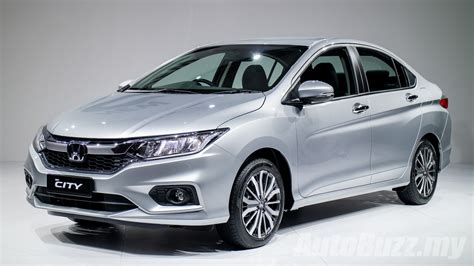 honda from 2017 honda city facelift launched in malaysia priced from