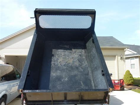 dump bed for sale dump insert for sale truckcraft short bed lawnsite